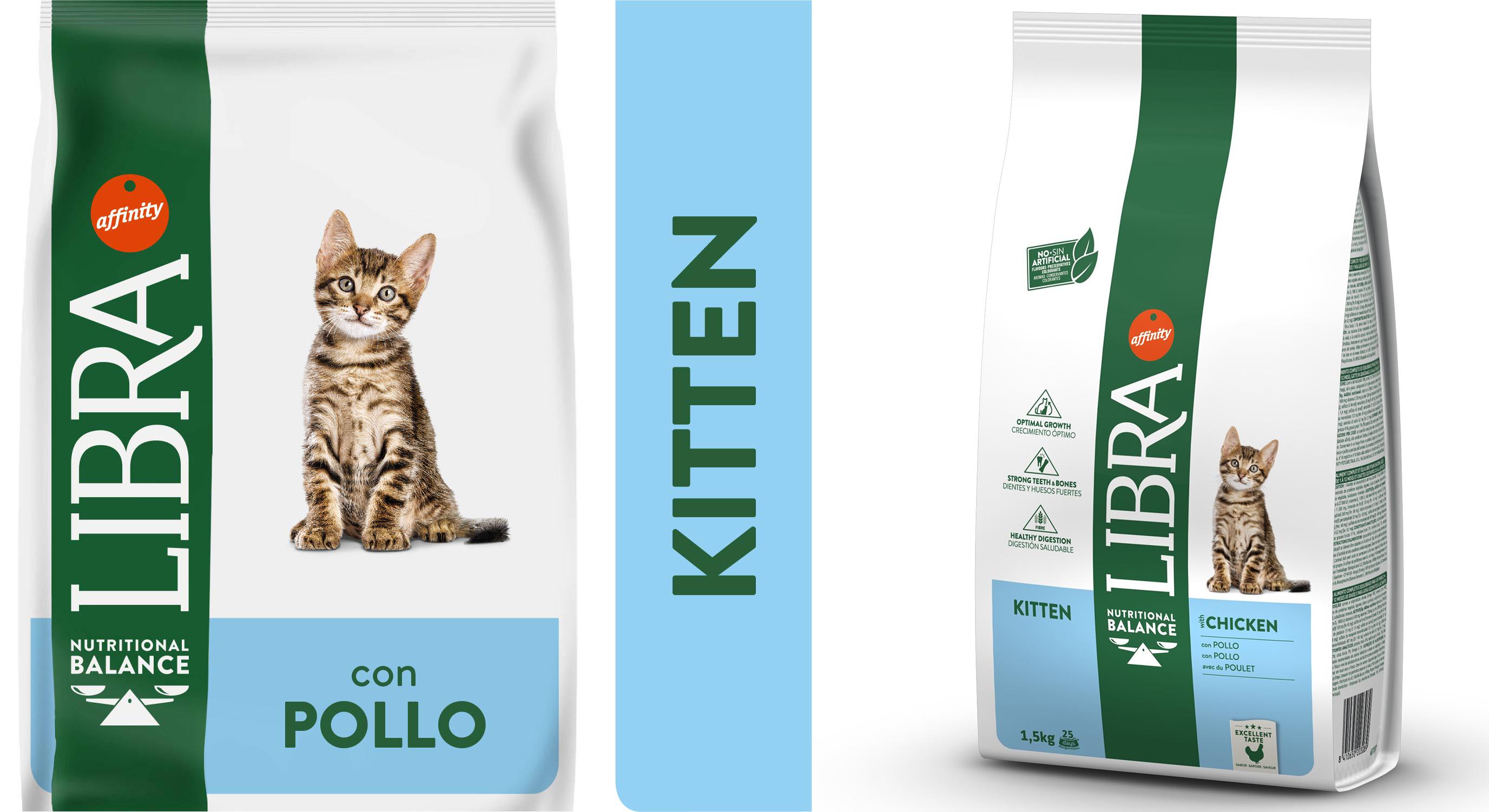 Libra de Affinity | Gato Kitten