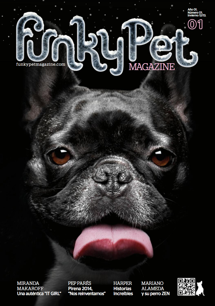 Funkypet Magazine frenchie