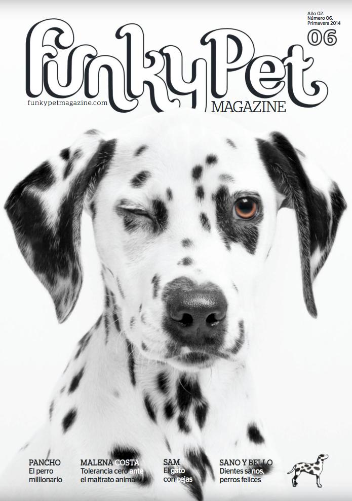 Funkypet Magazine dálmata