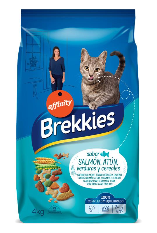 fotografía de gatos Brekkies-de-Affinity-Salmón_4Kg