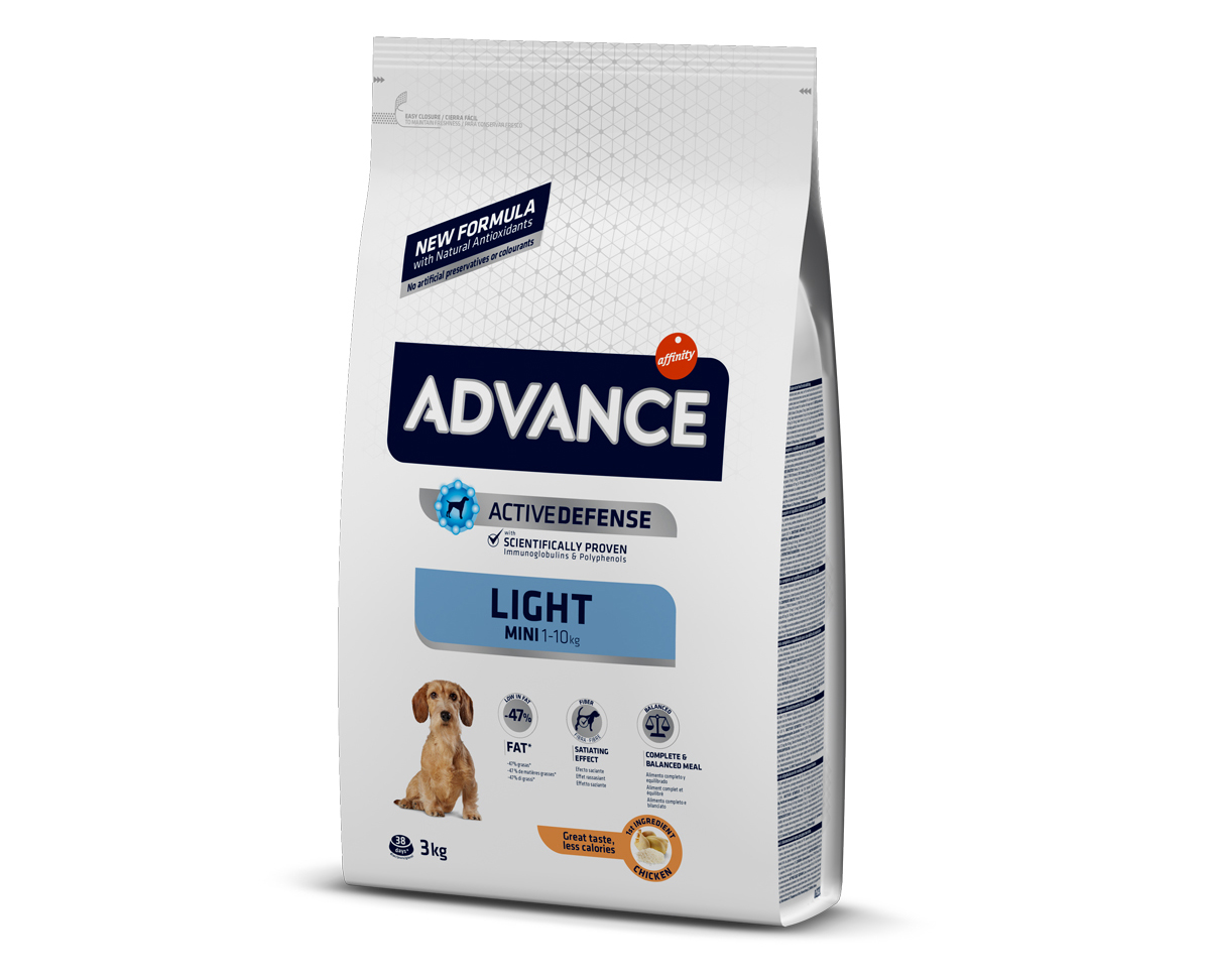 Advance de Affinity light terkel